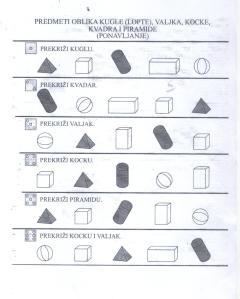 geometrijska tijela