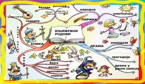 knjiž. rodovi